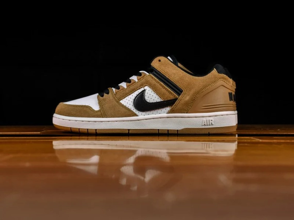 Pairs are available now for a reasonable  95 at Renarts. Men s Nike SB Air  Force 2 ... c3dbfb3511b8