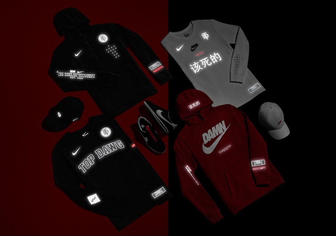 """TDE x Nike """"The Championship Tour"""""""