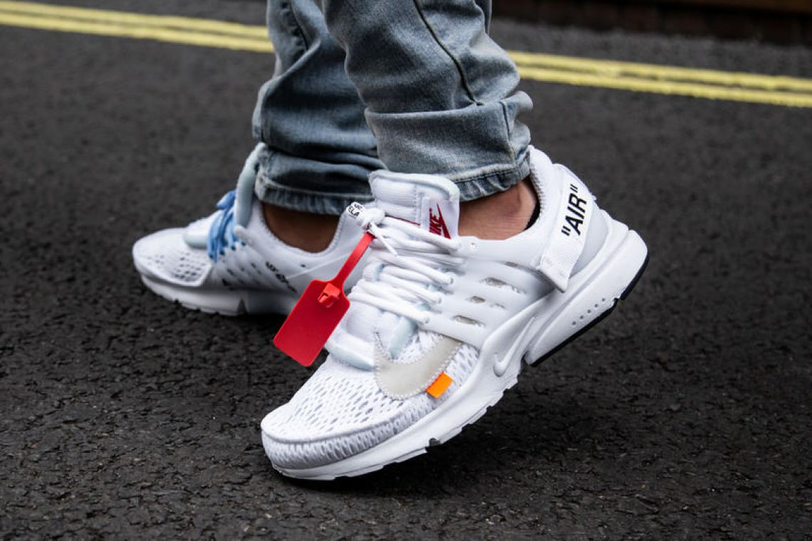964711f4f9d479   UPDATE   On-foot shots of the White pair have been taken by Hypebeast.