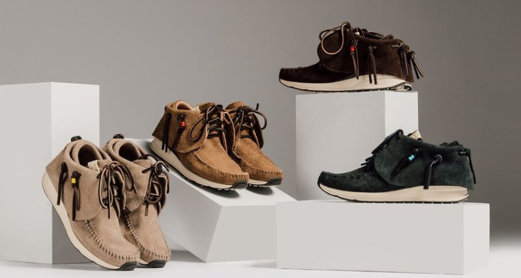 "visvim FBT ""Veg Suede"" Collection"