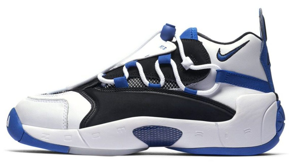 9a889c80c5e Nike Air Swoopes 2 White Blue-Black    Preview
