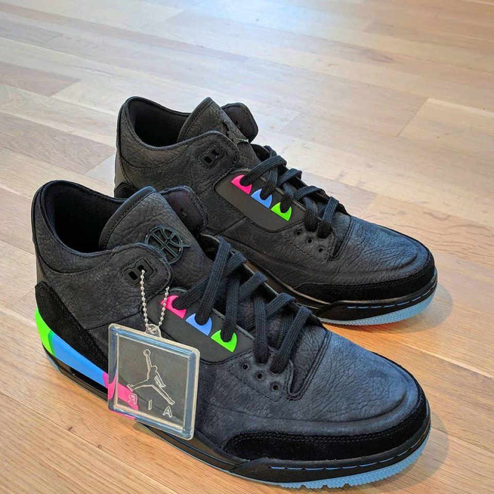 "6bf3886300d3ac It has not been long since the photos of the Air Jordan 3  ""Quai 54″ first  surfaced. Originally thought to launch in the fall"
