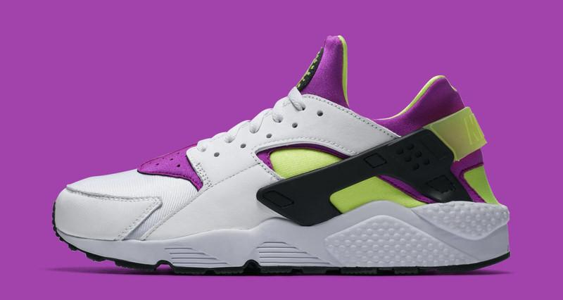 dccc80ea9f60a Nike Air Huarache Returns to  90s Roots
