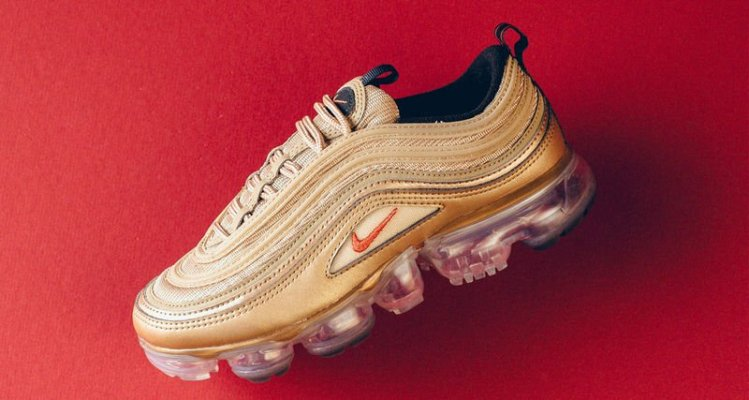 """uk availability 3fa54 4d550 Nike Air VaporMax 97 """"Vintage Coral"""" // Release Date"""