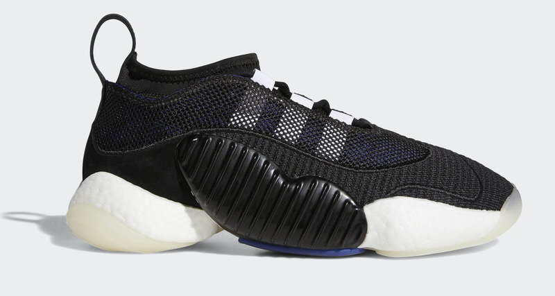 half off 824a7 02e39 adidas Crazy BYW LVL II  Preview