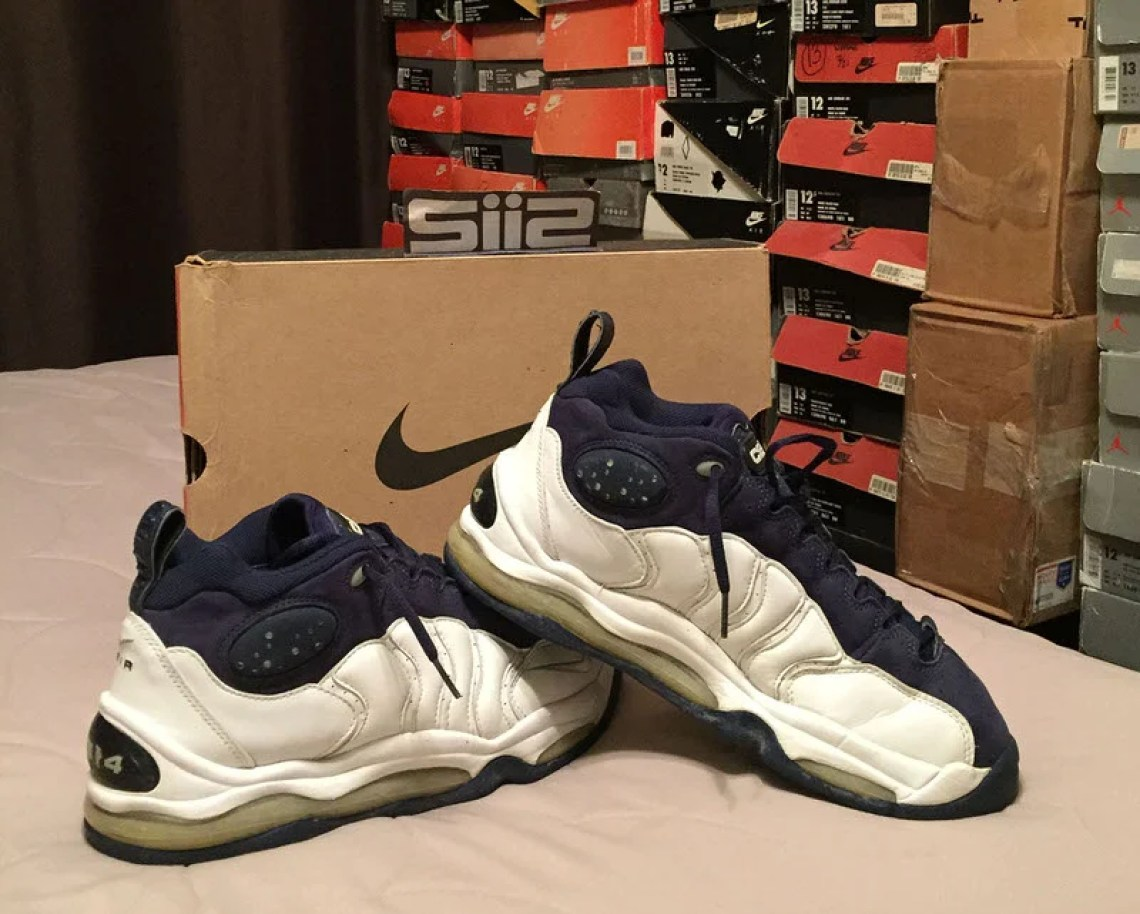 official photos 82a15 44f66 Lace up your pair of CB4 IIs and maybe you ll be able to throw it down your  opponents  throat, too.