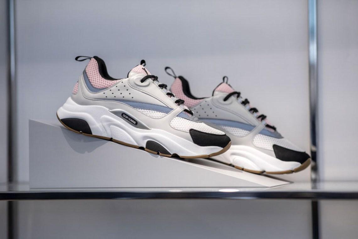 Kim Jones Debut Dior Homme Footwear Collection  1b24c5ec1