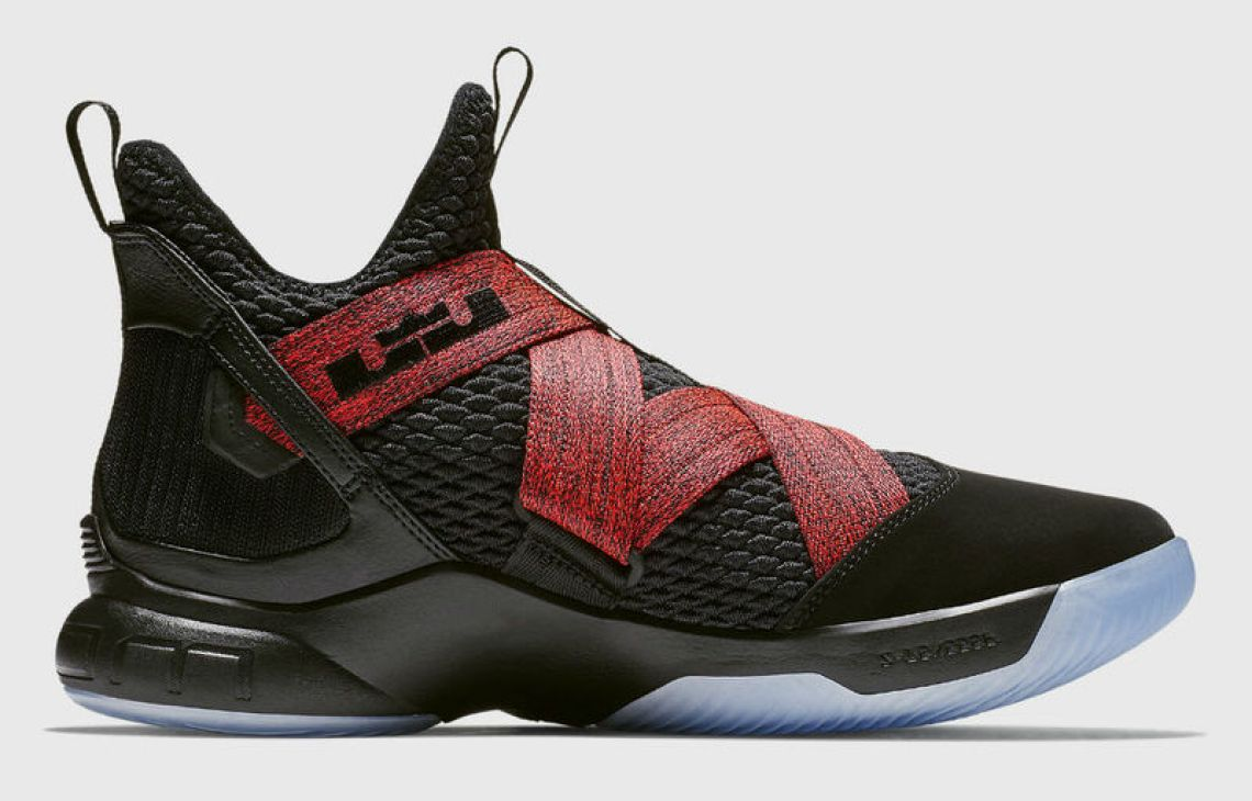 18aed7f37ec Nike LeBron Soldier 12