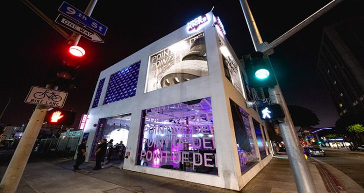 Adidas POD event at Nice Kicks LA