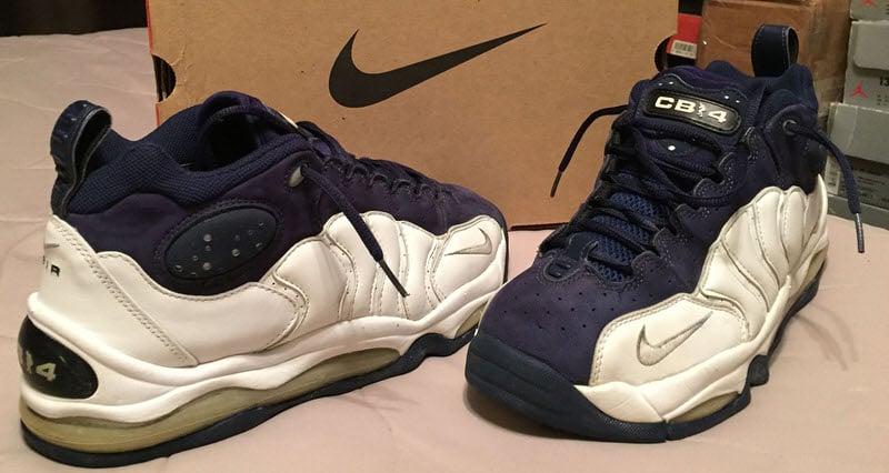size 40 3bcd8 09ea0 Nike Air CB4 II    Throwback Thursday   Nice Kicks