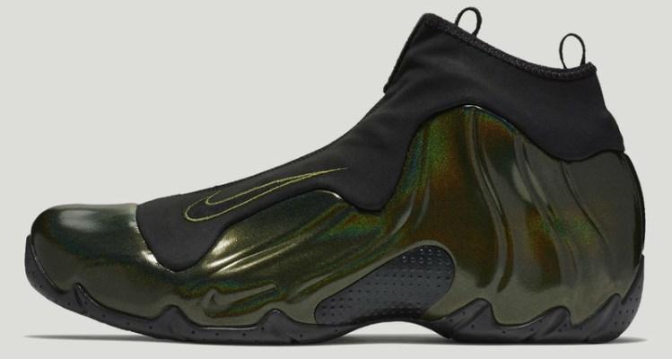 "Nike Air Flightposite ""Legion Green"""