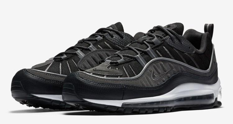 65d799e959 Nike Air Max 98 Black/Anthracite