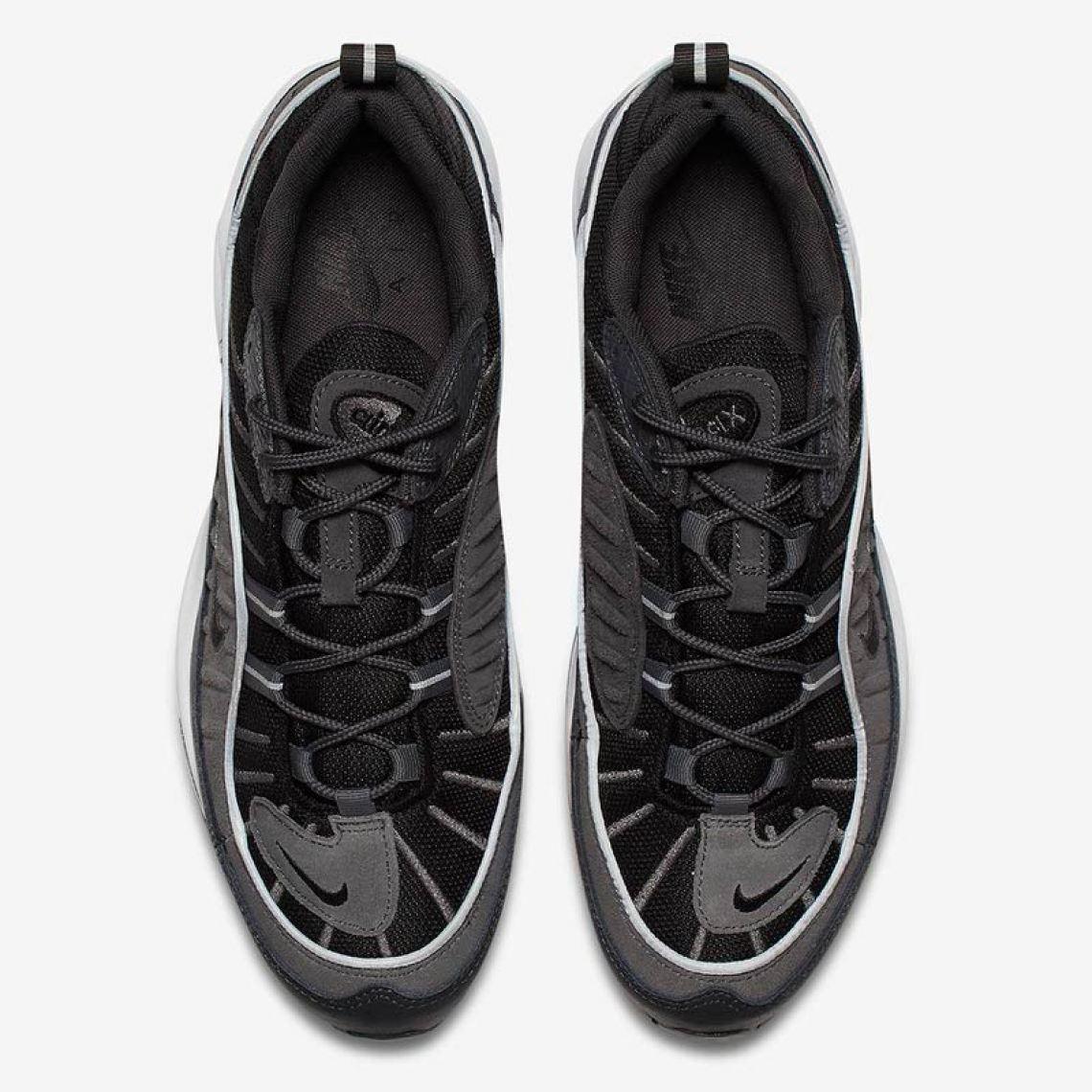 Nike Air Max 98 Black/Anthracite