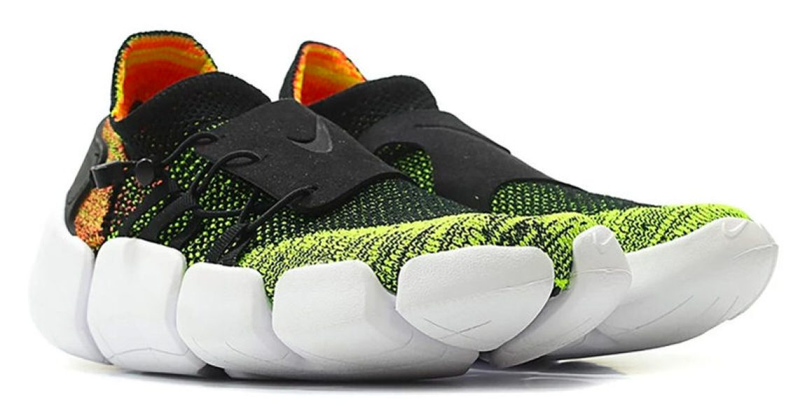 4bd21ad20a958 ... colorway of the Nike Footscape Flyknit DM. Staying true to the Footscape  mantra
