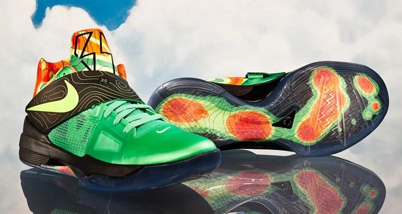 ed047ae1714b Nike Zoom KD IV    Throwback Thursday