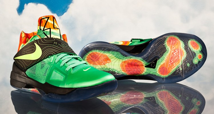finest selection ab987 20a03 Nike Zoom KD IV    Throwback Thursday