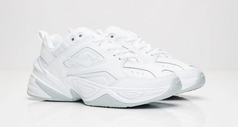 best sneakers 400ac 764c0 ... nike m2k tekno white grey available now nice kicks