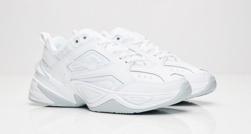 Nike M2K Tekno White/Grey Available Now | Nice Kicks