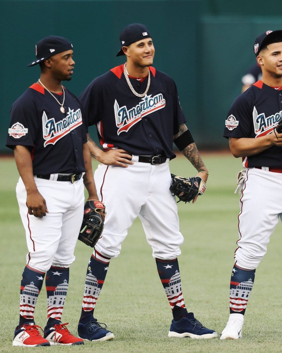 "Manny Machado in the Air Jordan 11 Retro Low ""Jeter"""