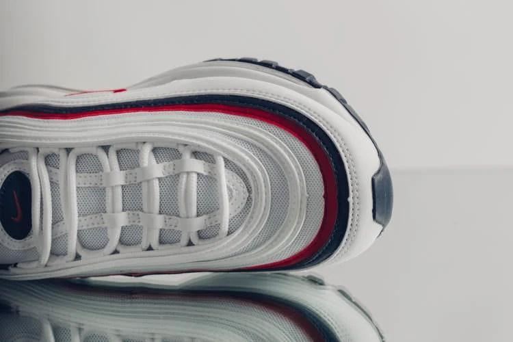"super popular d4f03 45568 ... Nike Air Max 97 ""Red Crush"" ..."