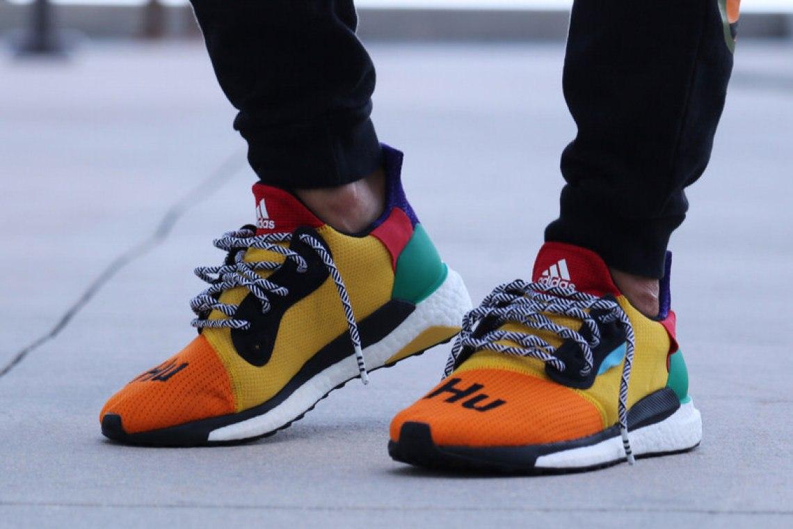 5e8518ea1 Pharrell x adidas Solar Hu Glide ST    Preview