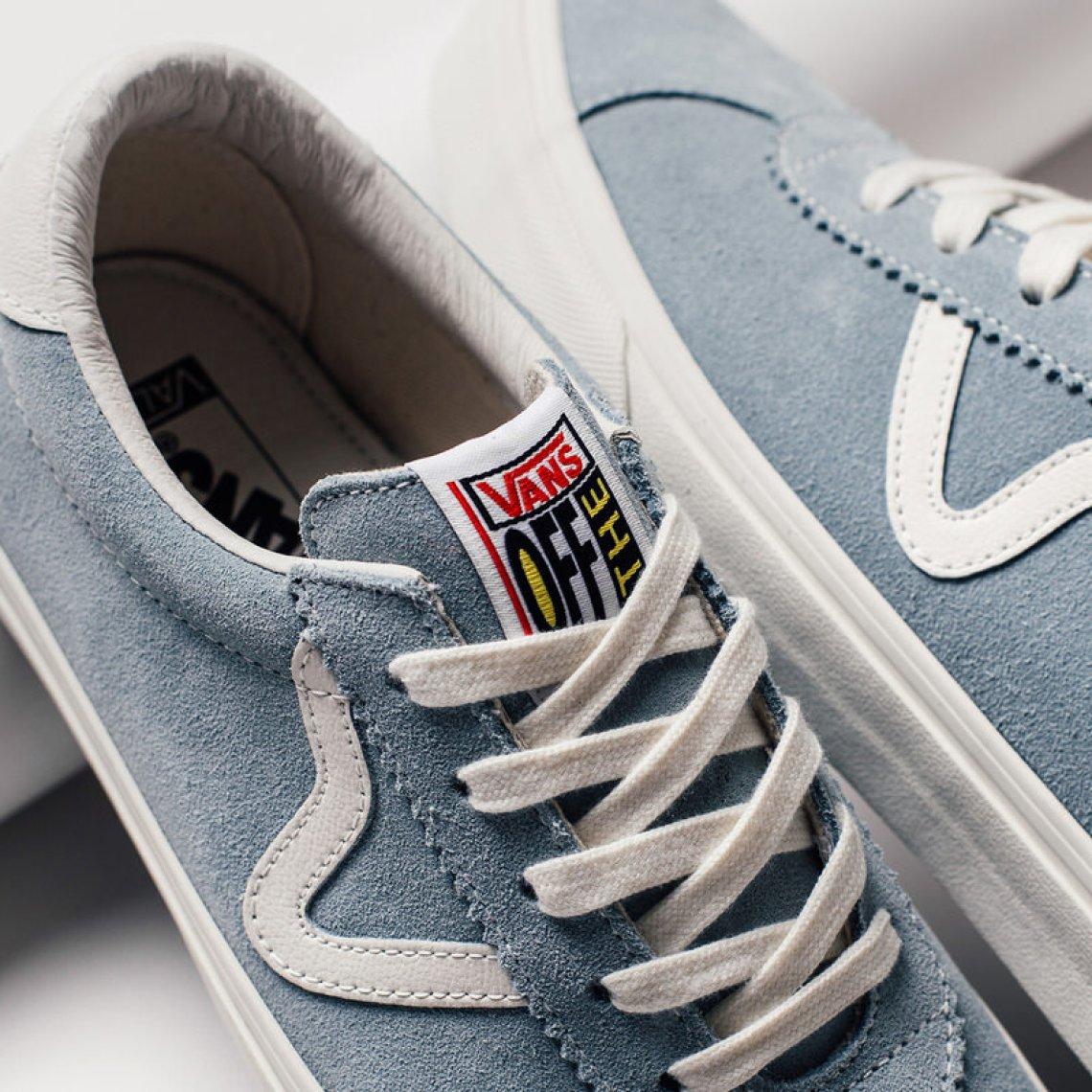Vans Vault Epoch Sport LX 'Slate Blue'