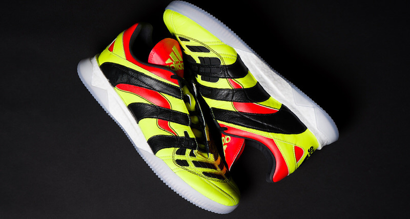 new style 127d9 b9841 adidas Predator Accelerator Street  Available Now
