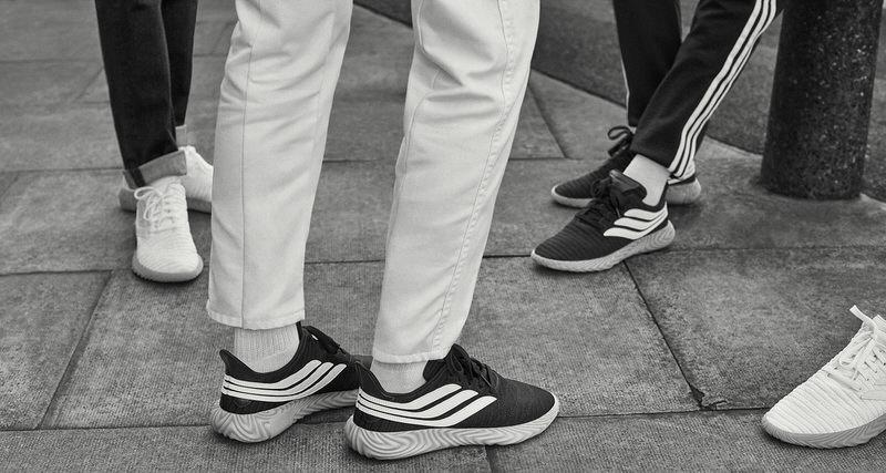 sports shoes e7800 5fb8e adidas Sobakov Revives Defiance and Edge of Terrace Culture