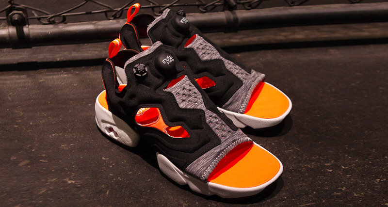 1c7688975 mita sneakers x WHIZ LIMITED x Reebok InstaPump Fury Sandal    Available Now