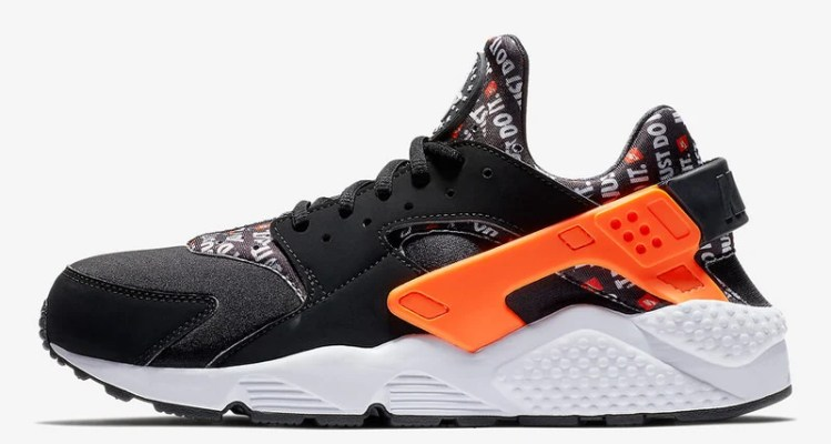 "Nike Air Huarache ""Just Do It"""