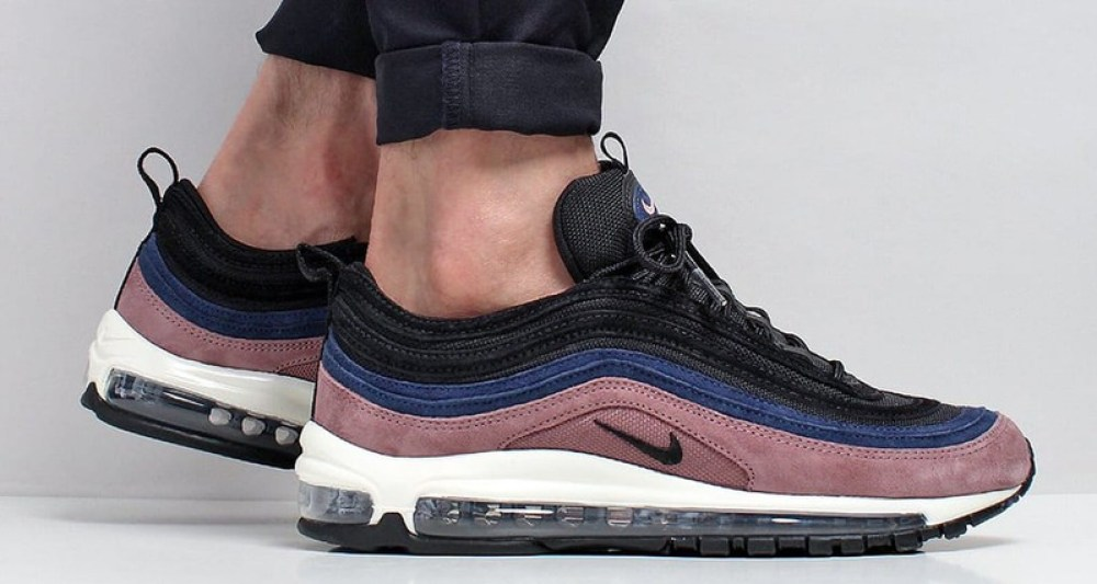 half off b0514 38a8f Nike Adds Premium Suede to Air Max 97