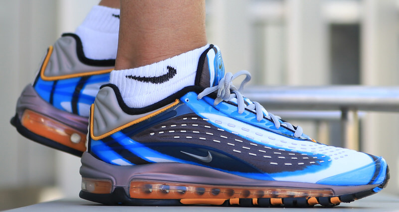 The Nike Air Max Deluxe is Finally Here The Drop Date