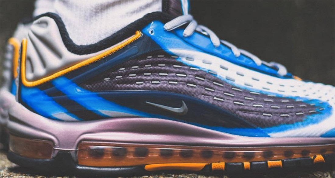 42fc1150760d Nike Air Max Deluxe