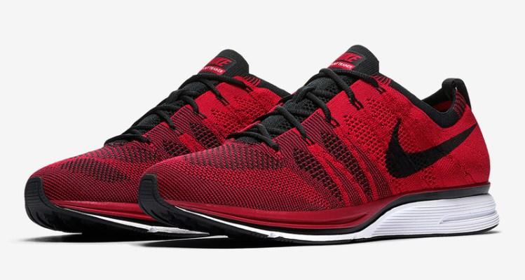 "Nike Flyknit Trainer ""University Red"""