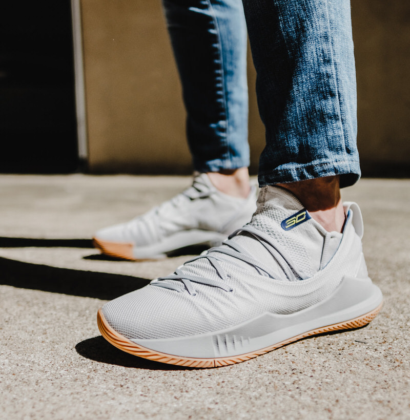 Under Armour Curry 5 Grey Gum Release Date  4447b21ac