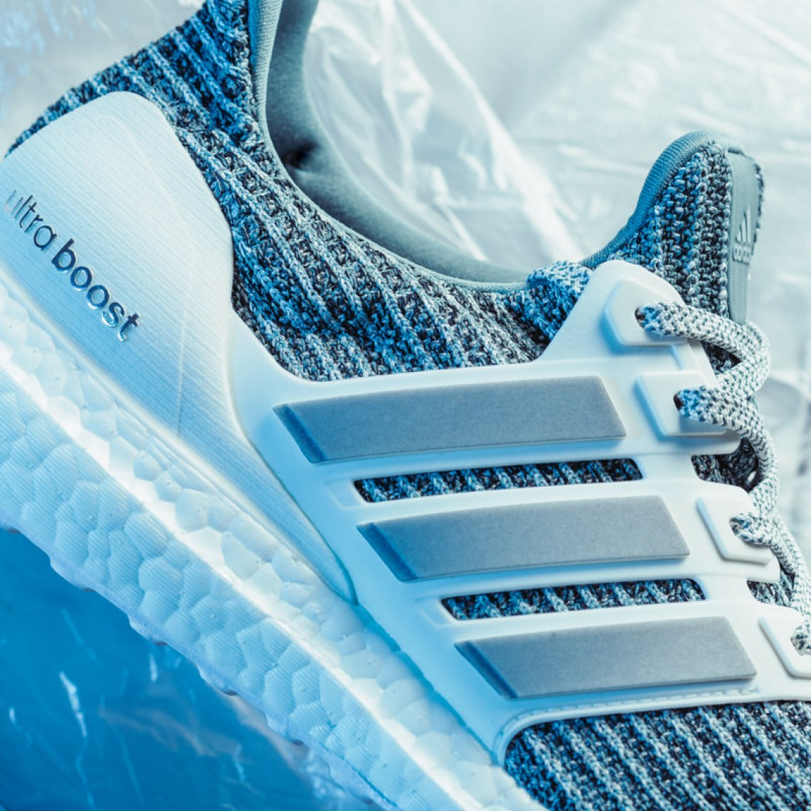 4a257d29b2a Fans of the adidas Ultra Boost 4.0 Cloud White Silver can cop a pair now at  Feature.