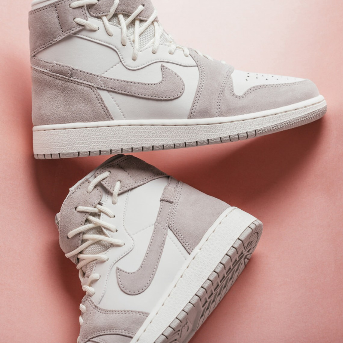 "8c6be21a5665 The Air Jordan 1 Women s Rebel XX ""Moon Particle"" is available now and you  can grab a pair at Feature for  145."