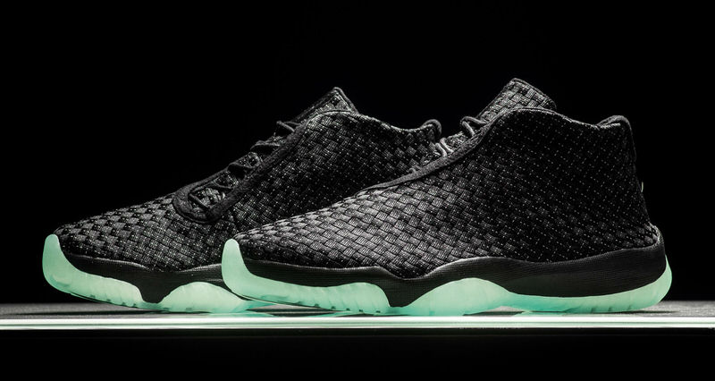 "huge discount abc58 fb1c2 Jordan Future Premium ""Glow"" Returns"
