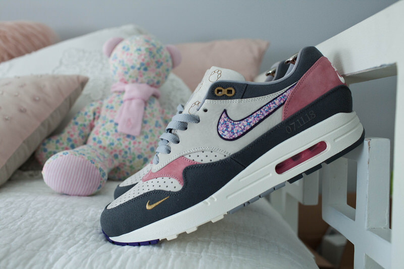 online retailer cd545 64530 usa sneakers women nike air max 1 paris bespoke id by celouuuuuuuu aac79  4eeec; promo code for congrats to kal his wife and their daughter sabrina.  see this ...