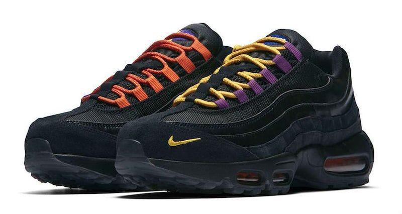 half off 370e5 1f756 ... coupon code for nike air max 95 premium la nyc first look 7e766 03508