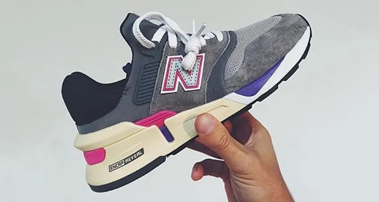 6827b7fe209 Ronnie Fieg Previews Upcoming KITH x United Arrows x New Balance 997.5S