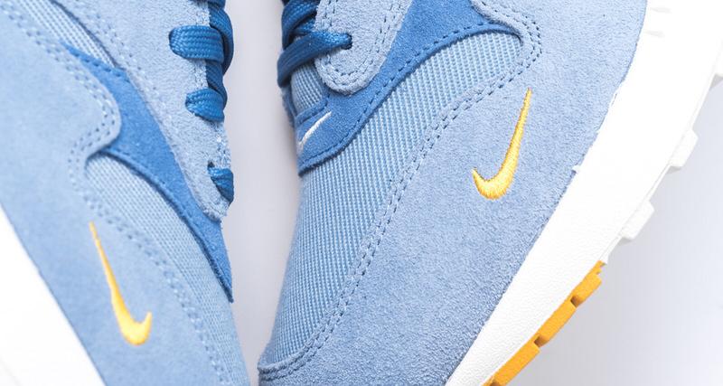 Air Nike 1 Max Swoosh Premium Mini Work Blue Kicks Returns Nice wpaaqU
