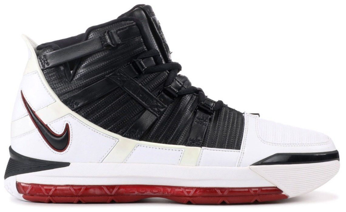reputable site 33a09 d5ea8 Debuting on November 12th, 2005 at an original retail price of 125, the  Zoom LeBron III came fully loaded with cutting-edge mid-2000s basketball  technology ...