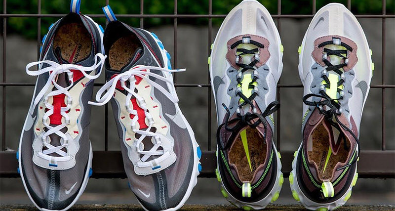 fa5d92d628e2c New Nike React Element 87 Colorways Releasing Soon