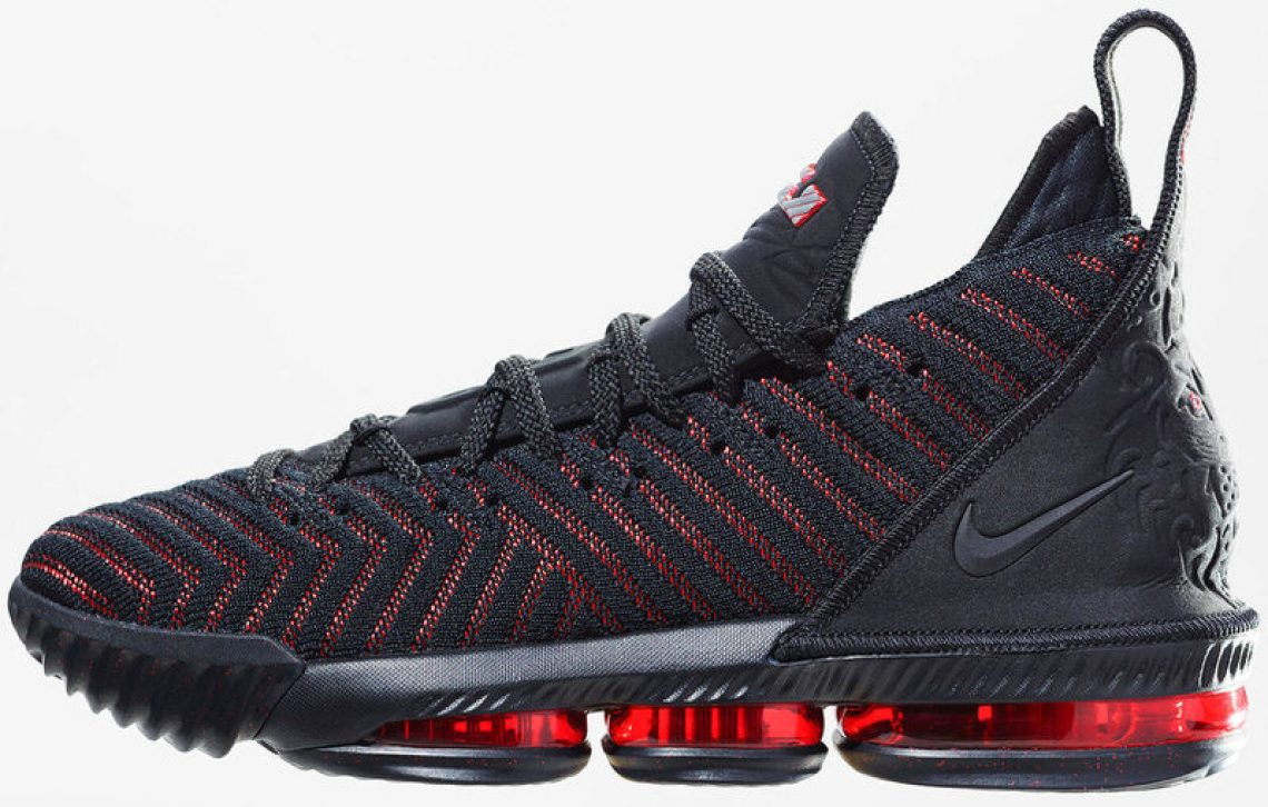 """Nike LeBron 16 """"Fresh Bred"""""""