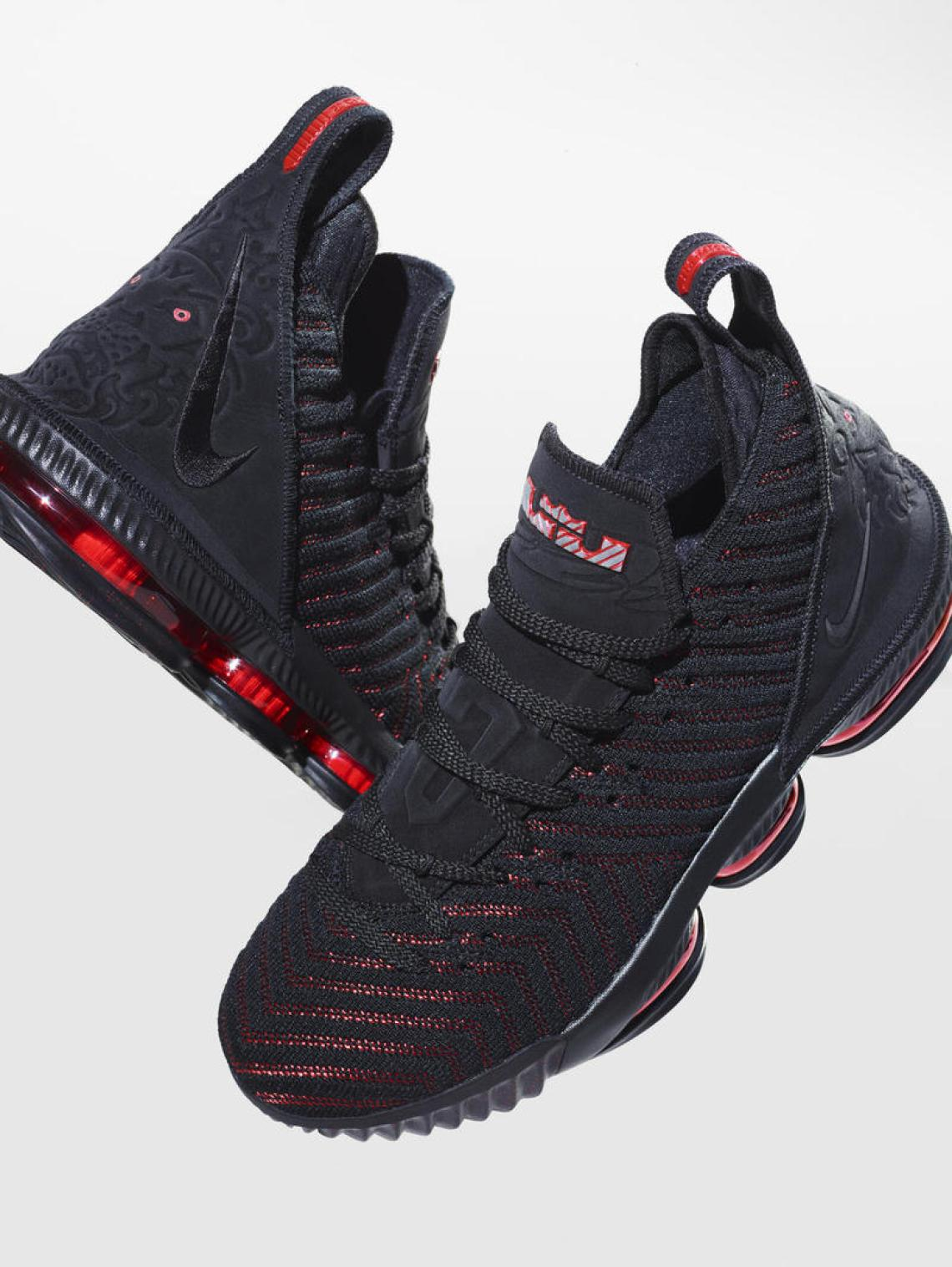 "d0dfd3a57463 Inside the Design of the Nike LeBron 16 ""Fresh Bred"""
