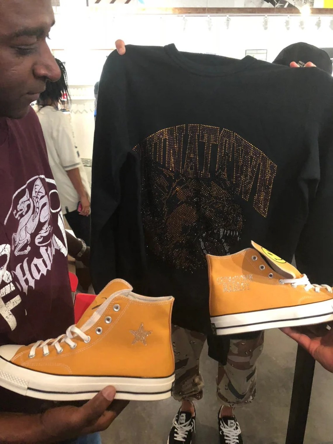 0e26ef80d9f1 Chinatown Market is Making Bootleg Chuck Taylors   So Should You ...