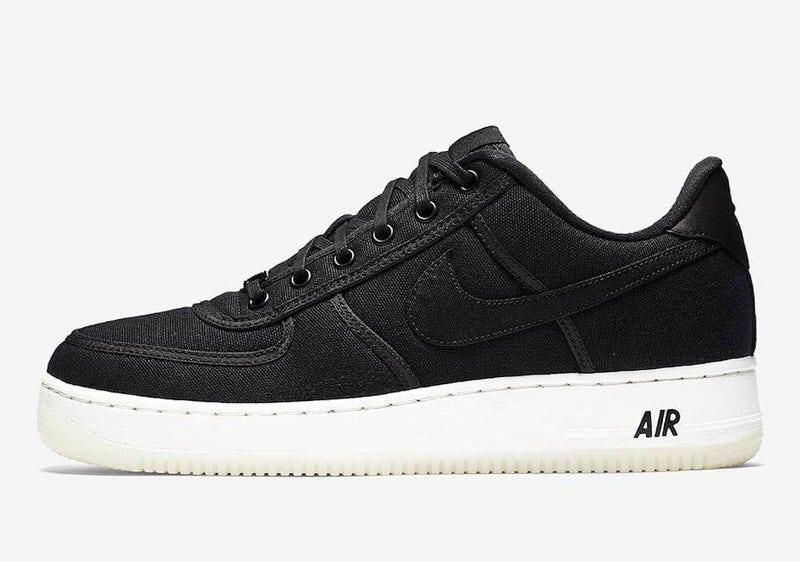 687f17ec155 Nike Air Force 1 Low Retro QS CNVS | Nice Kicks