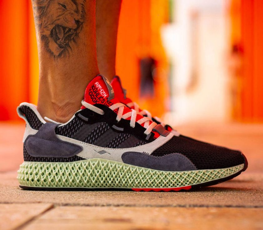 8fce5e936 adidas Torsion ZX 4000 4D Releases This Month