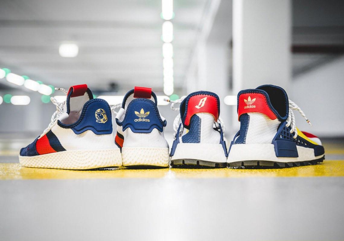 BBC x adidas Hu Collection